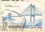 Sellos de Europa - España -  Puente de Rande
