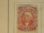 Stamps Europe - Mexico -  MEXICO 1856