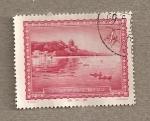 Stamps China -  Palacio de verano