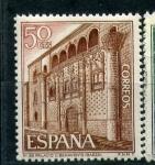 Sellos de Europa - España -  Palacio C. Benavente (Baeza)