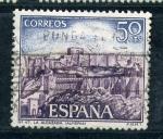 Sellos del Mundo : Europa : España : la alcazaba (almeria)
