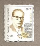 Stamps Bosnia Herzegovina -  Ivo Andric