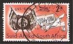 Stamps South Africa -  centº O.V.S. - O.F.S.