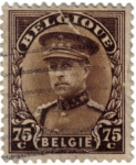 Stamps Europe - Belgium -  Personajes. Belgique