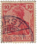 Stamps Europe - Germany -  Deutsches Reich