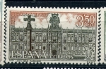 Stamps Spain -  León (S. Marcos)