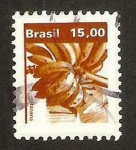 Sellos de America - Brasil -  banana