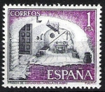 Sellos de Europa - España -  Serie turística. Prisión de Cervantes en Argamasilla de Alba, Ciudad Real.