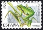 Sellos de Europa - España -  2274 Fauna hispánica. Ranita de San Antonio.