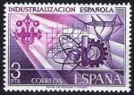 Stamps Spain -  2292 Industrialización española.