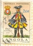 Stamps Angola -  Colónia Portuguesa.