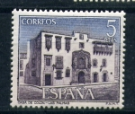 Stamps Europe - Spain -  casa de colon-las palmas