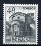 Sellos de Europa - España -  XI centº mº s. joan de les abadesses. gerona