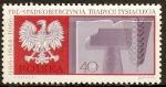Sellos de Europa - Polonia -  AGUILA  Y  MARTILLO