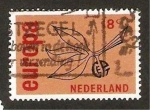 Stamps Netherlands -  europa cept