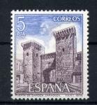 Sellos de Europa - España -  Puerta de Daroca. Zaragoza