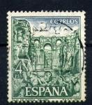 Stamps Spain -  Tajo de Ronda. Malaga