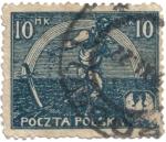 Stamps Europe - Poland -  Poczta Polska. Correo de Polonia.