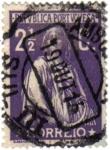 Stamps Portugal -  Diosa Ceres. República de Portugal