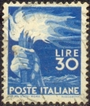 Stamps : Europe : Italy :
