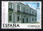 Stamps Spain -  2293 Hispanidad. Uruguay. El Cabildo de Montevideo.