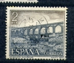 Stamps Europe - Spain -  Acueducto. Almuñecar