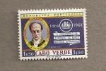 Sellos de Africa - Cabo Verde -  1er Centenario fundación Banco Nacional ultramarino