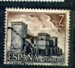 Stamps Spain -  cº de ampudia. palencia