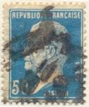 Stamps France -  Pasteur