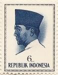Stamps Indonesia -  REPUBLIK INDONESIA