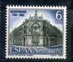 Stamps Spain -  Bicentenario Banco de España. Madrid