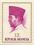 Sellos del Mundo : Asia : Indonesia : REPUBLIK INDONESIA