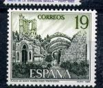 Sellos de Europa - España -  ruinas de sta. mariña d´ozo. pontevedra