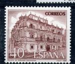 Stamps Europe - Spain -  palacio de soñanes. santander