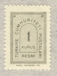 Stamps Turkey -  valor