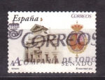 Stamps of the world : Spain :  senado