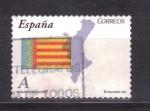 Sellos de Europa - España -  comunidad autonoma valenciana