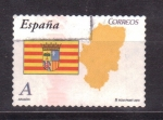Stamps of the world : Spain :   aragón