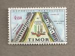 Stamps Asia - East Timor -  40 Aniv de la revolución Nacional