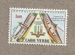Stamps Cape Verde -  40 Aniv de la revolución Nacional