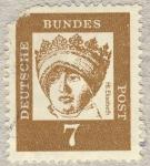 Sellos de Europa - Alemania -  Hi.Elisabeth