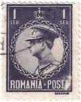 Sellos de Europa - Rumania -  Personajes