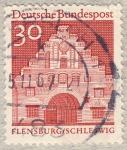 Sellos de Europa - Alemania -  Flensburg Schleswig