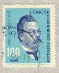 Sellos de Asia - Turquía -  Ahmet Raisim 1863-1932