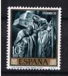 Stamps Spain -  Edifil  1719  Pintores  Jose Mª  Sert