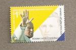 Sellos del Mundo : Europa : Bosnia_Herzegovina : Visita Pastoral de Juan Pablo II