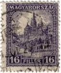 Sellos de Europa - Hungría -  Magyarorszag.