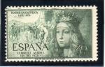 sellos de Europa - España -  1951 V Centerario Isabel la Catolica Edifil 1097