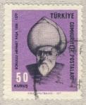 Stamps Asia - Turkey -  Sokullu Mehmet Pasa 1506-1579