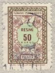 Stamps Turkey -  valor
